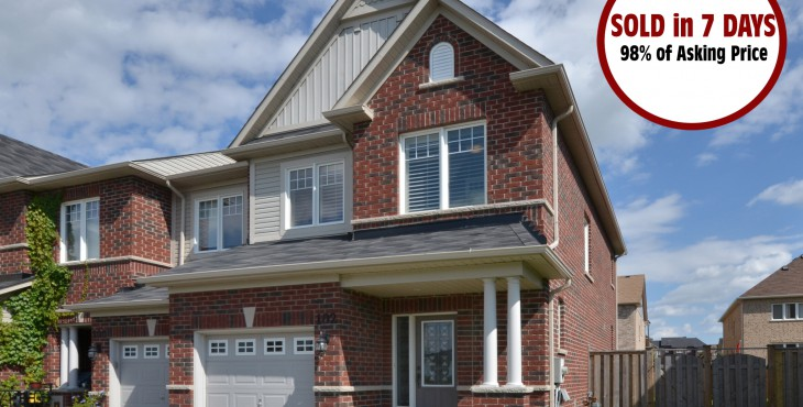 102 Courtland Cres Newmarket- Sold by Nikolay and Tatiana Team