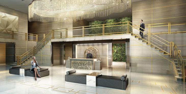 5959 Yonge St Condos-lobby-2