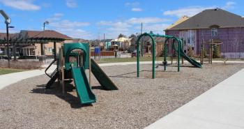 Playground in Woodland Hills