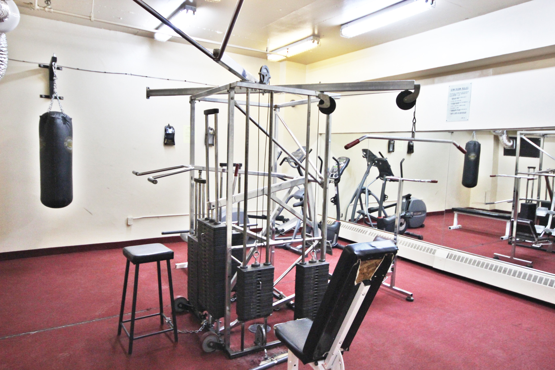 Sold in 2 days for 100 of asking price 100 leeward for Cost of building a gym