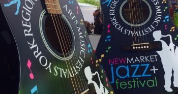 Jazz Festival Newmarket 2015