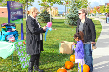 Newmarket Pumpkin Giveaway by Nikolay and Tatiana Team